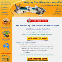Australia My Land Web Resources