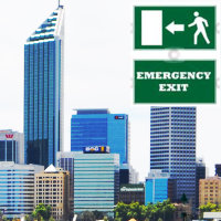 Bakers Evacuation Emergency Safety Evacuation Plans Perth
