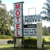 Beerwah Motel Glasshouse Mountains
