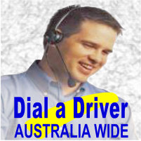 Dial a Driver Sydney Melbourne Adelaide Brisbane