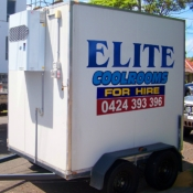Mobile Coolroom Hire