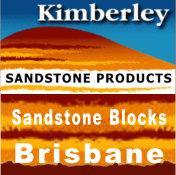 Kimberley Sandstone Brisbane Rock Wall Blocks