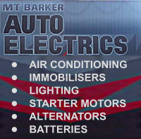 MtBarker Auto Electrics