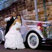 Silver Cloud Wedding Cars Sydney