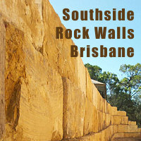 Southside Sandstone Rock Walls