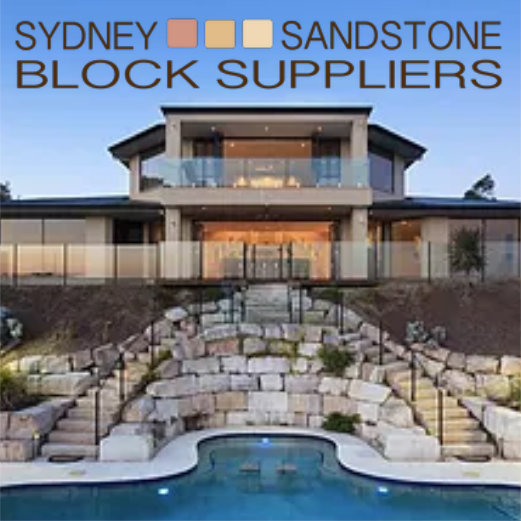 Sydney Sandstone Blocks
