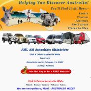 AML-AM Associate Dial A driver Sydney