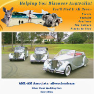 AML-AM Associate Silver cloud Cars